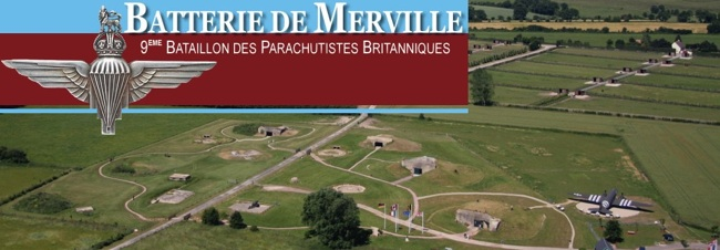 Site officiel de la Batterie de Merville
